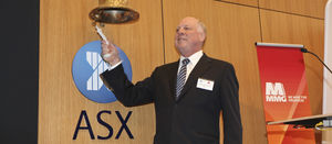 MMG lists on the ASX