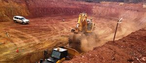 Macphersons says drill hit near Kalgoorlie backs big pit potential