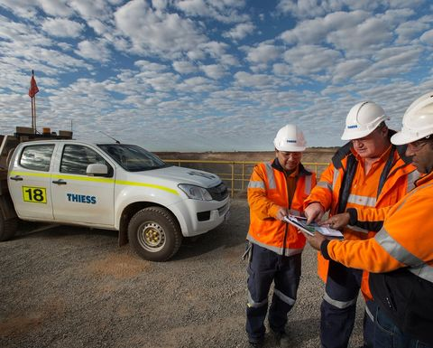 Thiess wins Nickel West contract