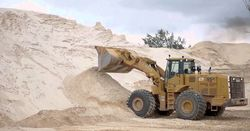 Frac-sand deposit for sale. Location Tasmania. Extensive work already done