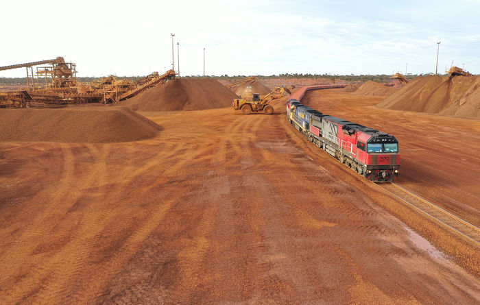 Strong mining quarter by Mineral Resources