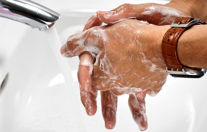 More soap less grease on palms in Toronto