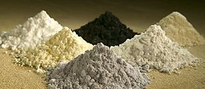 China talk again lifts rare earth hopefuls