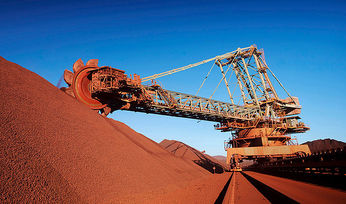 Vale elevated iron ore prices