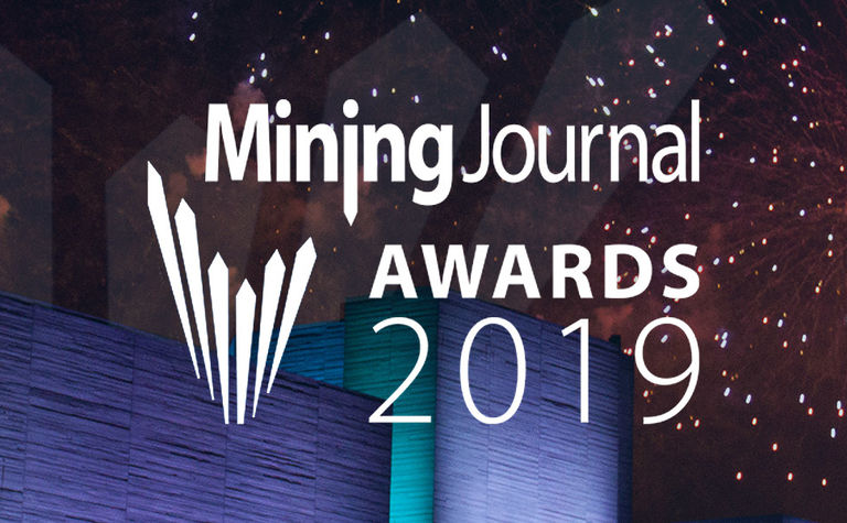 Mining Journal Awards 2019