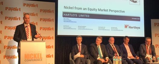 Deal potential emerging in hot nickel sector
