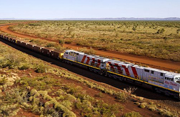 Rio choo-choo-chooses Monadelphous for Pilbara rail work