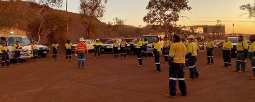 Miners on 'red alert' for mental health