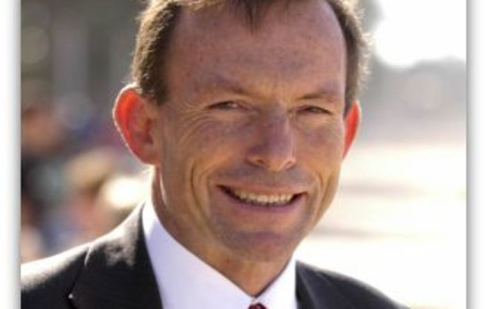 Abbott supports mining: that's no lie
