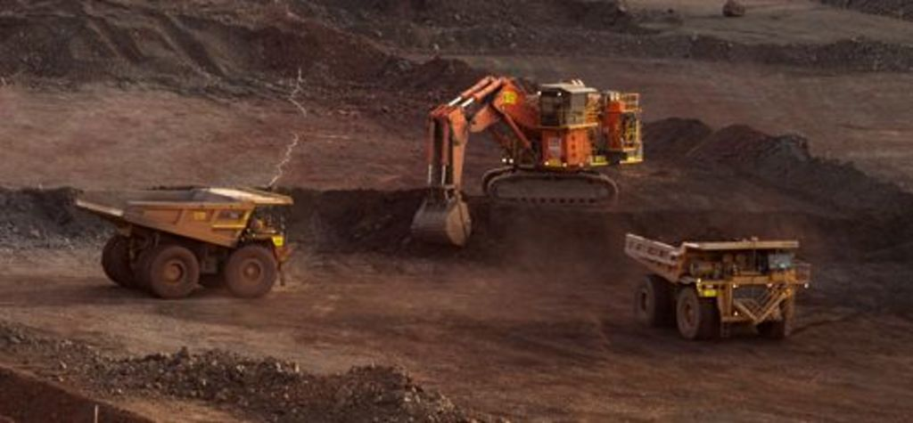 Arrium restructures to keep mining