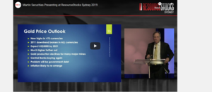 ResourceStocks 2019 video presentation: Martin Place Securities