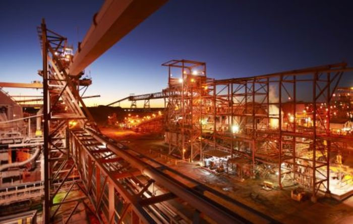 BHP misses on profit