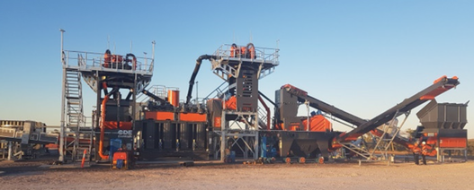 Jobs to go as Centrex trial mine stalls