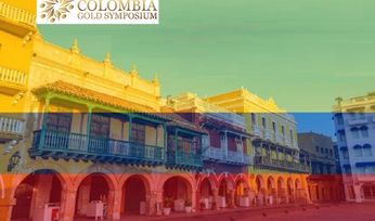 Colombia gold event draws big crowd