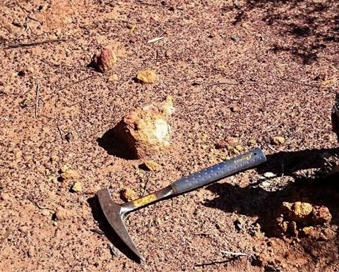 Golden Mile quick on the trail of WA nickel find