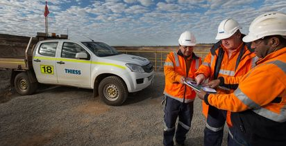 Thiess wins Nickel West work