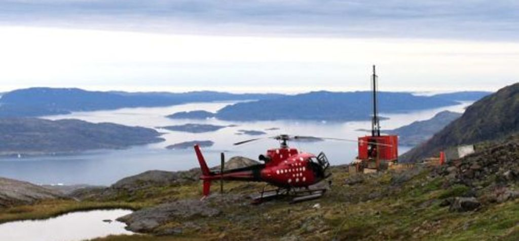 Resource boost for Greenland project