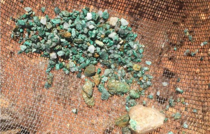 Auris delivers maiden copper resource