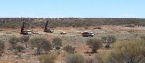 Kin finds second high-grade zone