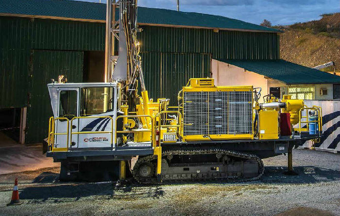 Resolute extends drilling contract