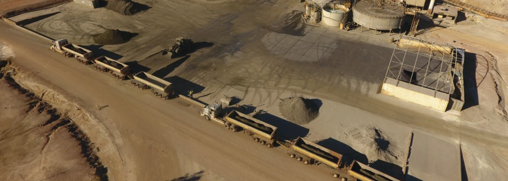 Red River zinc continues to flow