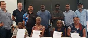 NT agreement signed for Thunderbird