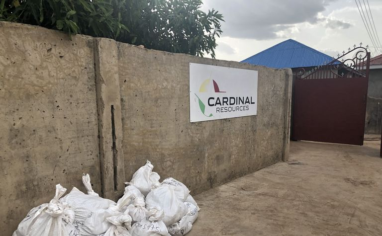Ghanaian government buys Cardinal's Sprott debt