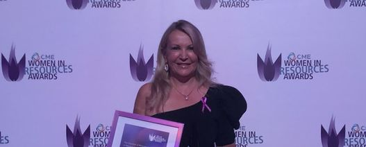 Gaines wins the top award at WIRA