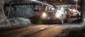 Anglo awards $240M in contracts for high-tech mine