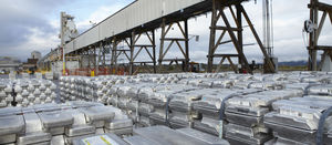 Aluminium surges to new high