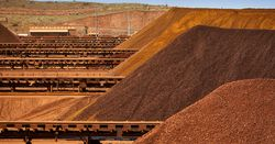Iron ore, alumina wins for UGL