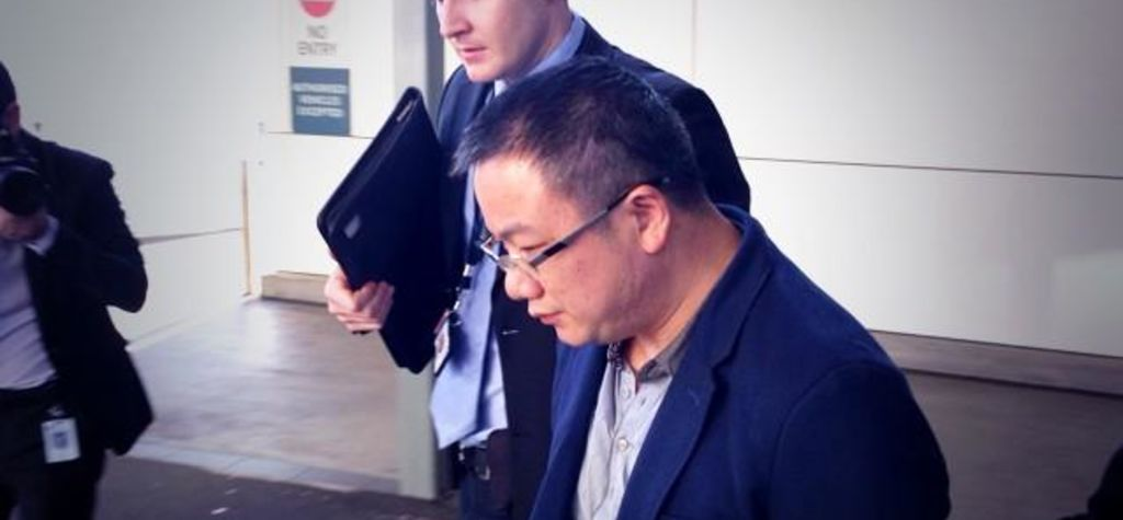 Former Hanlong MD jailed