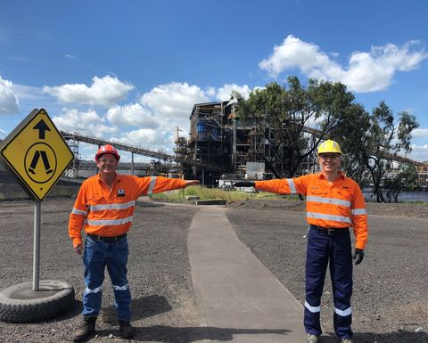Blessed are the (Aussie) miners