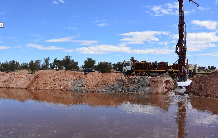 Australian Potash closing in on SOP development