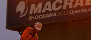 Golden Point means OceanaGold's Macraes will move into fourth decade
