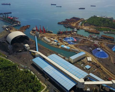 Nickel Mines wows visitors amid soft markets