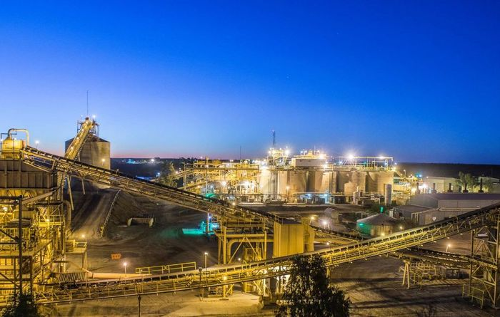 Plutonic gold output rises