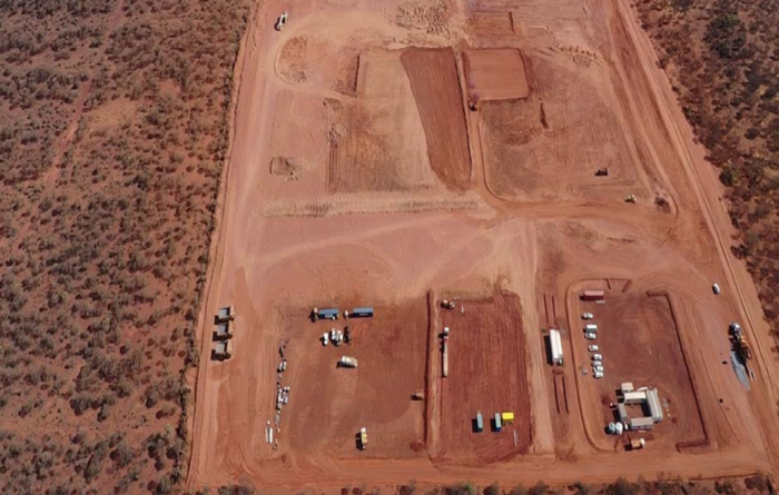 Mining starts at GWR's iron ore mine