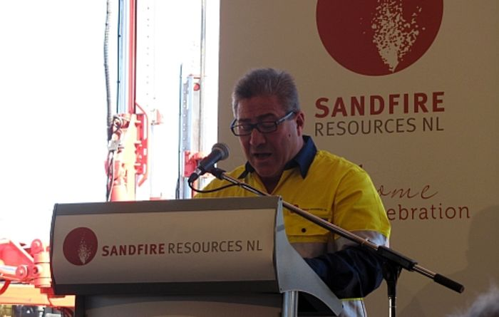 Sandfire confident as Botswana results tantalise