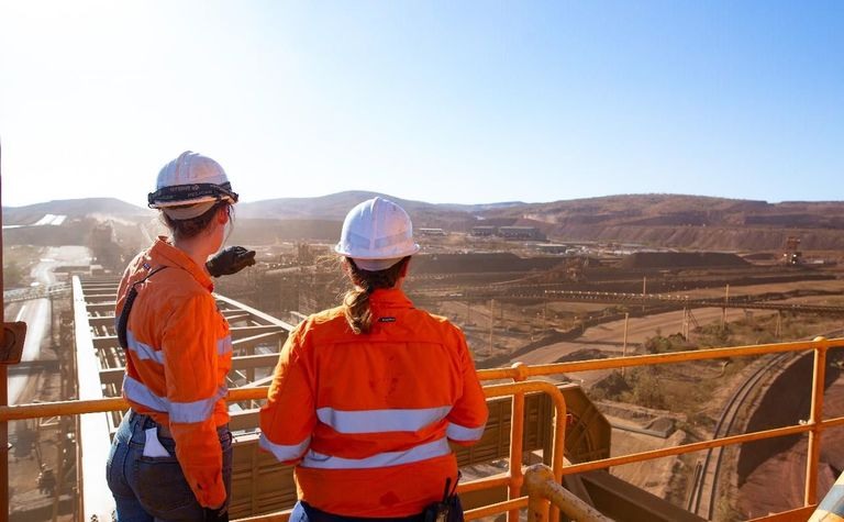 BHP aiming to create 'social value'