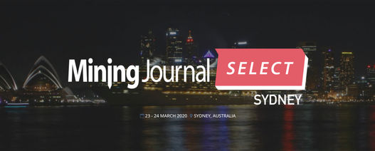 Mining Journal Select: Sydney