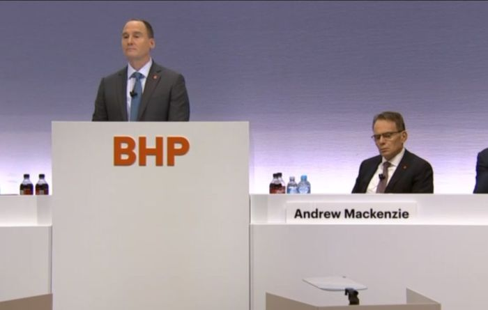 BHP defends coal and industry lobbying