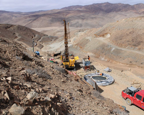 Tesoro getting confident of 'significant gold deposit' as drilling continues
