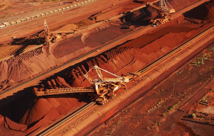 BHP stays on course