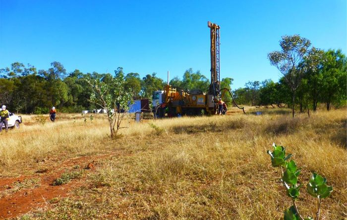 Australian Mines attracts US funds