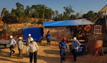Meteoric hits epithermal and porphyry mineralisation