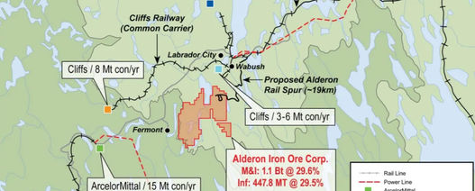 Champion picks up another iron ore project