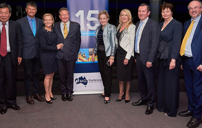 Fortescue kicks off Pilbara's new era