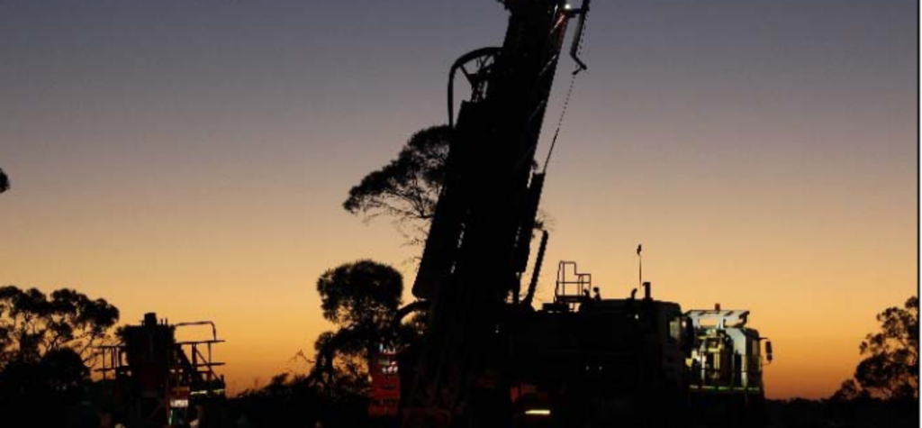 Breaker says drill success means PFS numbers must wait
