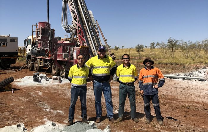 New lithium discovery made in the Pilbara